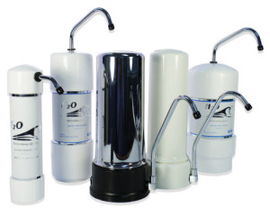 H2O USA Countertop product range