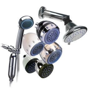 H2O USA Shower Filter range